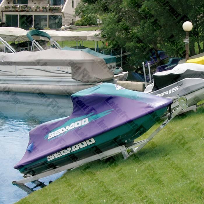 Roll-n-Go 1000 lb  PWC Jet Ski Shore Ramp Lift System