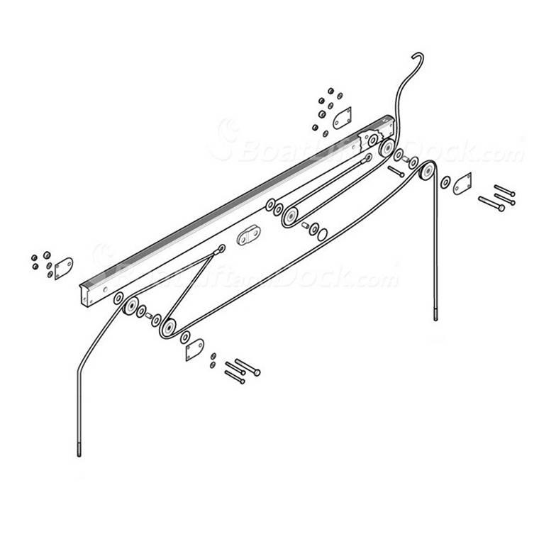33 Shorestation Boat Lift Cable Diagram