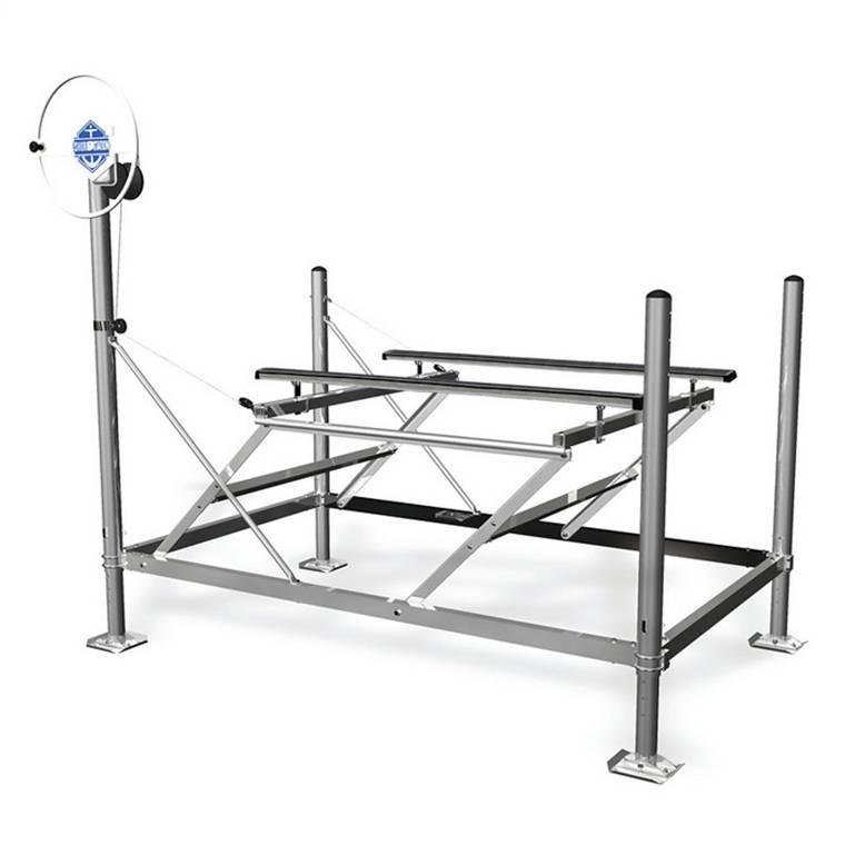 Hoist 1200 Gym Manual: Shore Station SS10621 - 1000 Lb Capacity