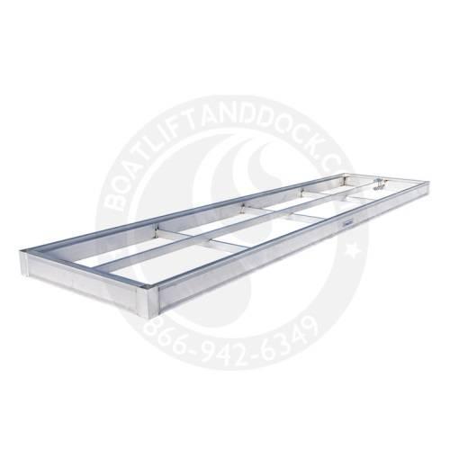 ShoreMaster RS7 Dock - 4' x 16' Aluminum Frame