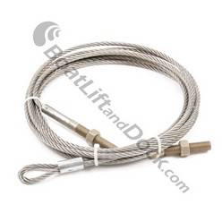 ShoreStation Non-OEM Stainless  Lift Cable - 3110037